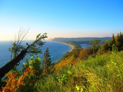 Empire Bluffs View