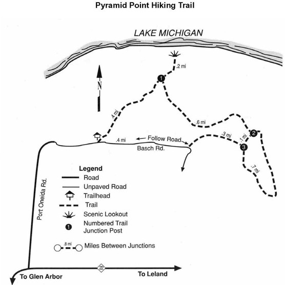 Pyramid Point Trail